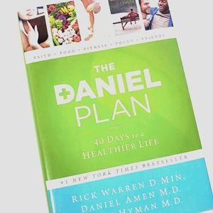 The Daniel Plan 40 Days to a Healthier Life